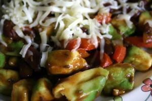 week zonder vlees met chili sin carne