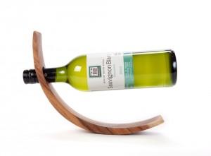 fairtrade cadeau-ideeën wijnfleshouder