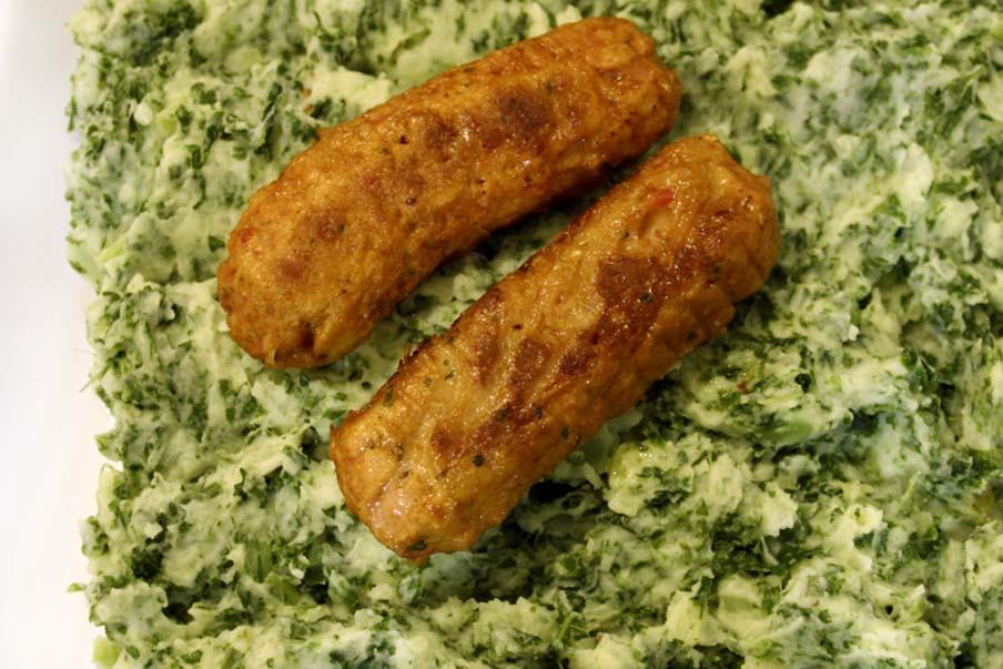 vegetarische boerenkoolstamppot maken