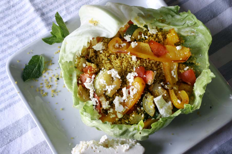 couscous recept vegetarisch