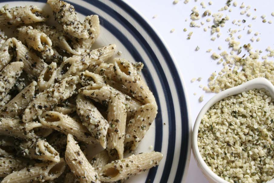 hemp pesto henneppesto