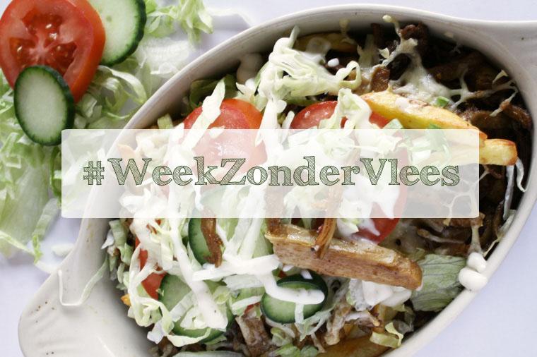 week zonder vlees recepten