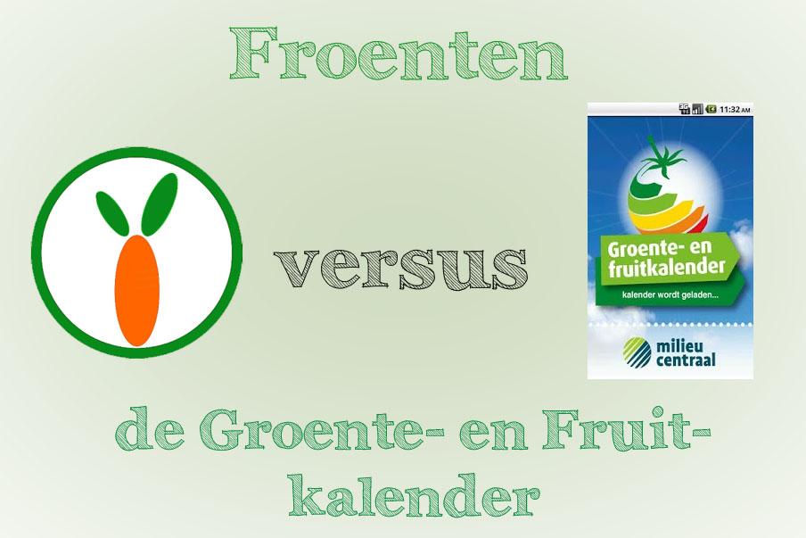 Super App-review: Froenten vs. Groente- en Fruitkalender | De &SA02